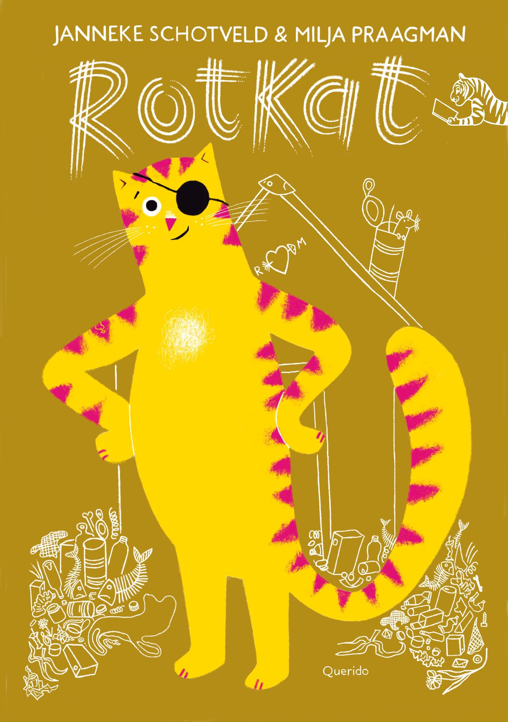 (Nederlands) Rotkat